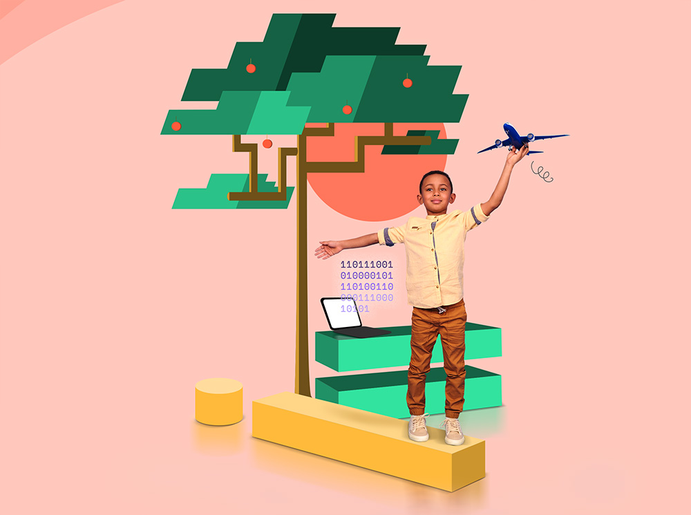 reach new heights with coding