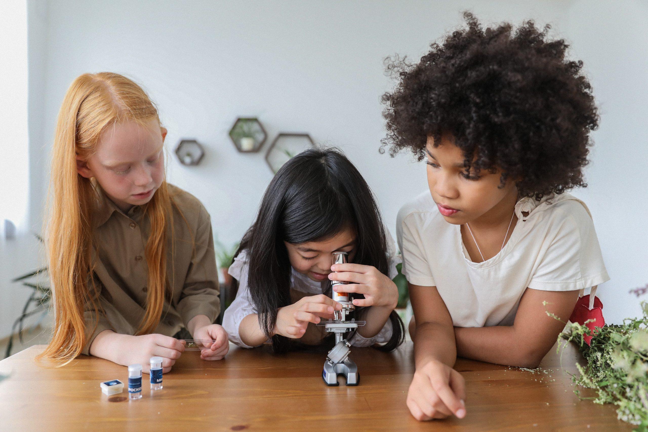 Little Scientist Half-Term Camp